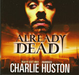Science Fiction Audiobook - Already Dead by Charlie Huston