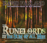 Fantasy Audiobook - The Sum of All Men by David Farland