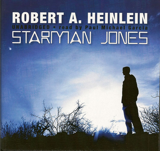 Blackstone Audio - Starman Jones by Robert A. Heinlein