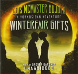 Science Fiction Audiobook - Winterfair Gifts by Lis McMaster Bujold