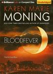 Fantasy Audiobook - Bloodfever by Karen Marie Moning