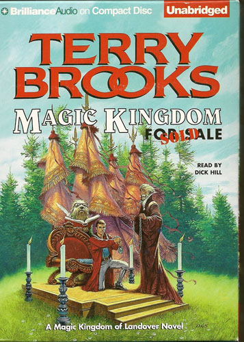 Terry Brooks Audio Books Download