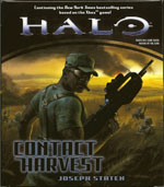 Science Fiction audiobook - Halo Contact Harvest