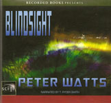 Science Fiction Audiobook - Blindsight by Peter Watts