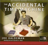 Science Fiction Audiobook - The Accidental Time Machine by Joe Haldeman