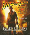 Science Fiction Audiobook - Indiana Jones and the Kingdom of the Crystal Skull by James Rollins