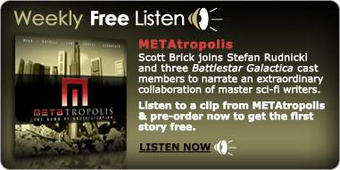 Audible Free Listen METAtropolis