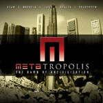 Audible Frontiers - METAtropolis : The Dawn Of Uncivilization