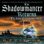 The Shadowmancer Returns by G.P. Taylor