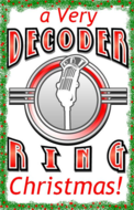 A Very Decoder Ring Christmas