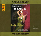 BBC Audiobooks America - Lucky At Cards by Lawrence Block
