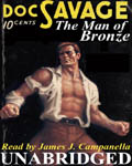 Audiobook - Doc Savage: The Man Of Bronze