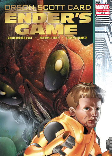 Marvel Comics - Ender's Game Issue 1 of 5