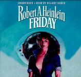 SF audiobook - Friday by Robert A. Heinlein