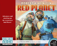 Full Cast Audio Science Fiction Audiobook - Red Planet by Robert A. Heinlein
