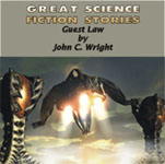 Infinivox Science Fiction Audiobook - Guest Law by John C. Wright