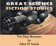 Science Fiction Audiobook - The Days Between by Allen M. Steele