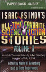 DH Audio Audiobook - Isaac Asimov's All Time Favorite Science Fiction Stories Volume II
