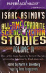 DH Audio Audiobook - Isaac Asimov's All Time Favorite Science Fiction Stories Volume IV