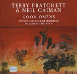 Fantasy Audiobook - Good Omens by Terry Pratchett and Neil Gaiman