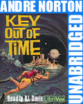 LibriVox Science Fiction Audiobook - Key Out Of Time by Andre Norton