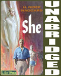 Fantastic Adventure Audiobook - She by H. Rider Haggard