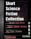 LibriVox Audiobook - Short Science Fiction Collection Volume #003
