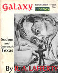 LibriVox Science Fiction Short Story - Sodom And Gomorrah, Texas by R.A. Lafferty