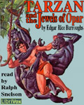 LibriVox - Tarzan and the Jewels of Opar by Edgar Rice Burroughs