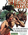 LibriVox Audiobook - The Beasts Of Tarzan by Edgar Rice Burroughs