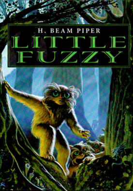 Science Fiction Audiobook - Little Fuzzy by H. Beam Piper