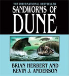 Macmillan Audio - Sandworms Of Dune by Brian Herbert and Kevin J. Anderson
