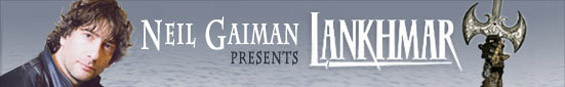 Neil Gaiman Presents Lankhmar