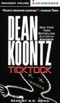 Random House Audio - Tick Tock by Dean Koontz