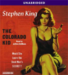 Simon & Schuster Audio - The Colorado Kid by Stephen King