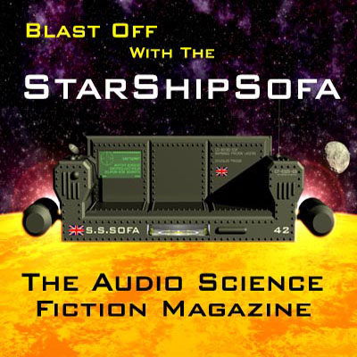 Star Ship Sofa Podcast Science Fiction Magazine