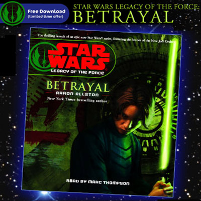 Star Wars - Legacy Of The Force - Book 1 - Betrayal