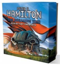 Science Fiction Audiobook - The Dreaming Void by Peter F. Hamilton