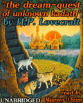 podcast audiobook - The Dream Quest of Unknown Kadath by H.P. Lovecraft