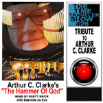 The Time Traveler Show #26 - The Hammer Of God by Arthur C. Clarke