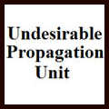 Undesirable Propagation Unit