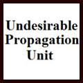 Undesirable Propagation Unit