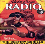 The Adventures of Sailor Steve Costigan: Destiny Gorilla/Day of the Stranger