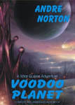 Science Fiction Audiobook - Voodoo Planet by Andre Norton