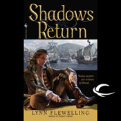 Fantasy Audiobook - Shadows Return: Nightrunner, Book 4 by Lynn Flewelling