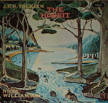 ARGO RECORDS - The Hobbit by J.R.R. Tolkien