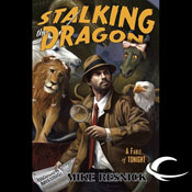 Fantasy Audiobook - Stalking the Dragon by Mike Resnick