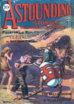 Astounding Stories Of Super Science January 1930