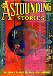 Astounding Stories February 1932