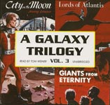 Science Fiction Audiobook - The Galaxy Trilogy, Vol. 3 by Manly Wade Wellman, Wallace West, and Murray Leinster